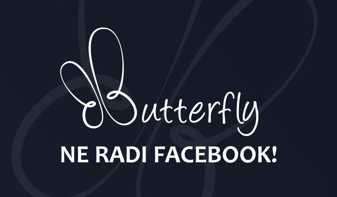 Ne radi cela Facebook platforma u celom svetu!